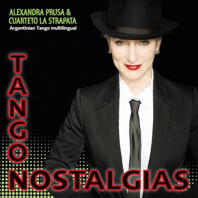 Alexandra Prusa, Sängerin und Schauspielerin