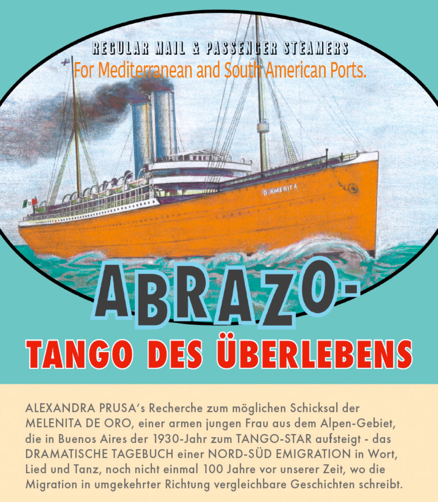 Abrazo Tango des Ueberlebens Aires