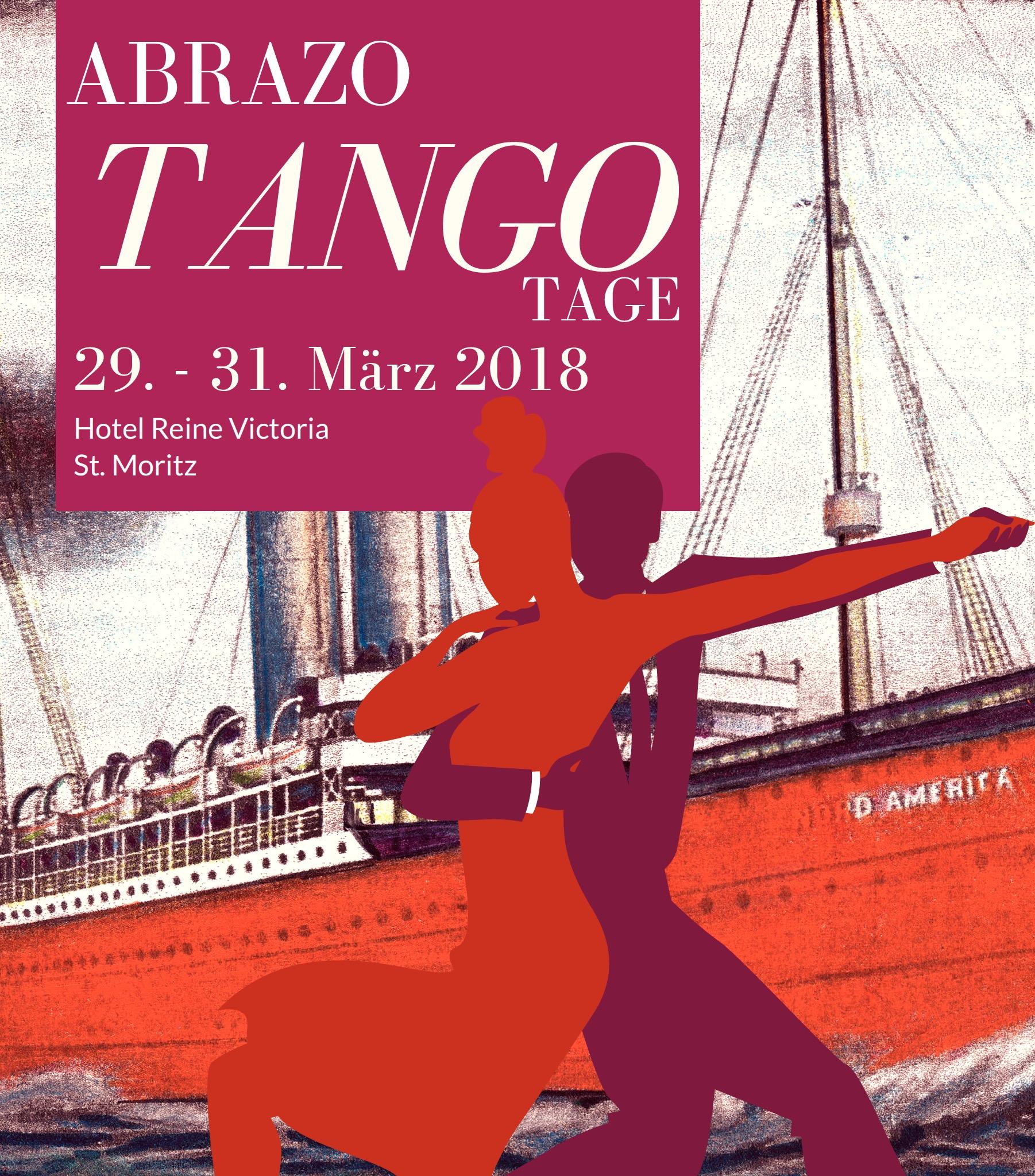 Abrazo Tango Tage St Moritz