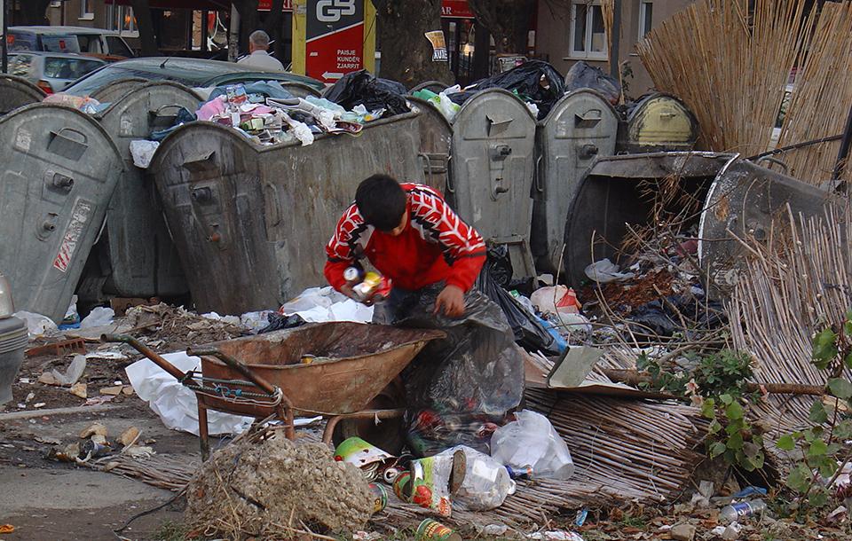 Umweltproblem im Kosovo