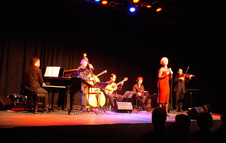 Tango Multilingual – Chollerhalle Zug