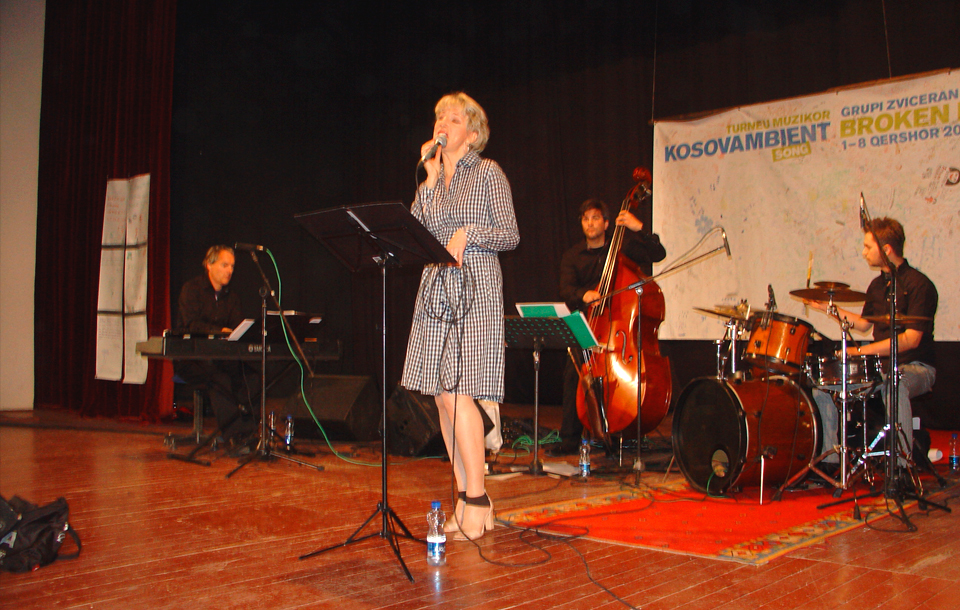Kosovambient Songs Tournee 2010
