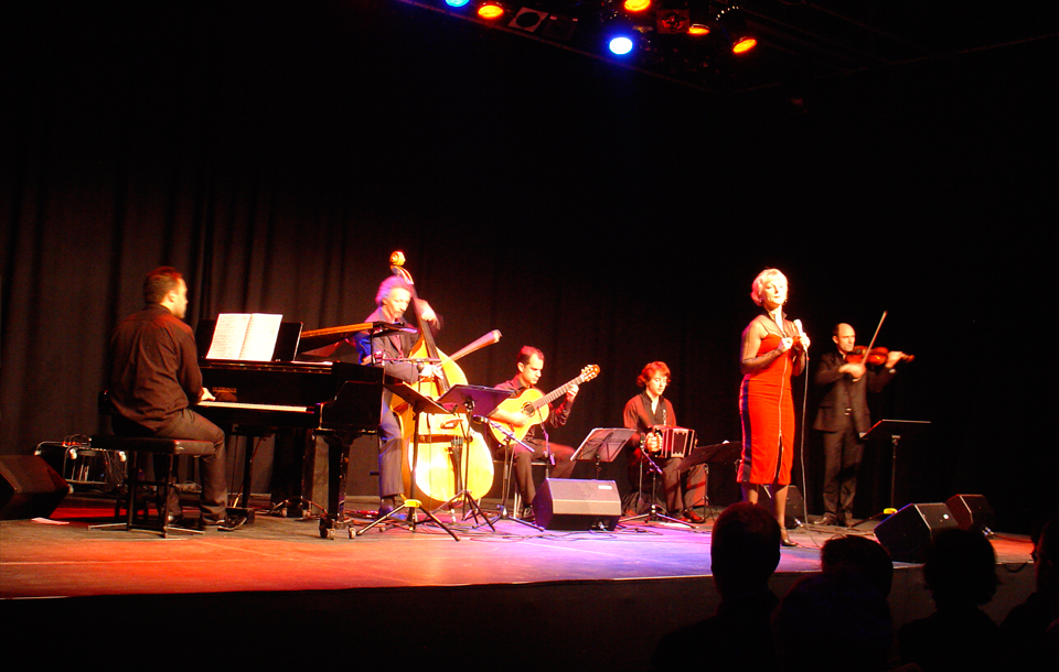 Tango Multilingual – Chollerhalle Zug