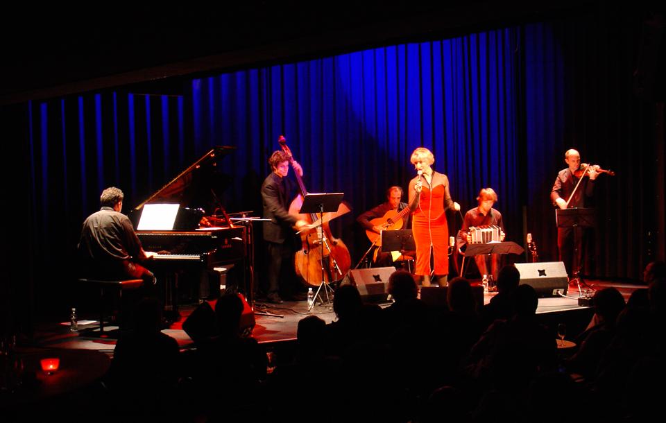 Tango Multilingual – Konzert im Moods Zürich 2009